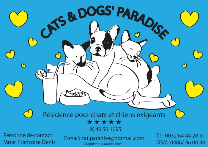 Cats & Dogs' Paradise